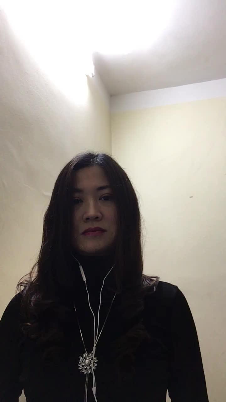 Karaoke Hận tình trong mưa (tone nữ thấp) - DMC