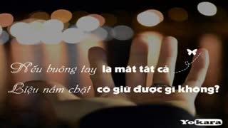 | Karaoke HD | Đứng Sau Một Cuộc Tình 2 - Lâm Triệu Minh